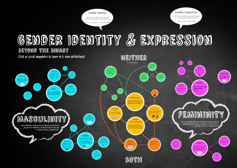 Gender Identity Map 2