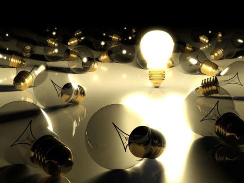 Lightbulbs photo courtesy of Shutterstock