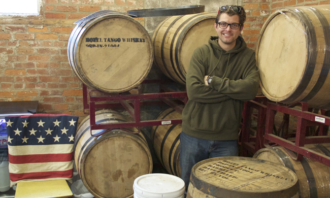 These Friends from High School Bought an Abandoned Factory. Now They're Distilling Artisanal Whiskeys