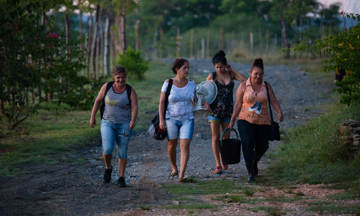 How Cuba's Women Farmers Kept Everyone Fed