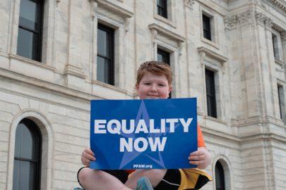 MN Marriage Equality photo by Fibonacci Blue