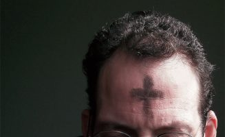 Ash Wednesday photo by Mike