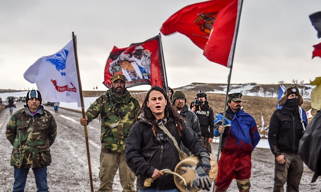 Water Is Life: The Story of Standing Rock Won't Go Away