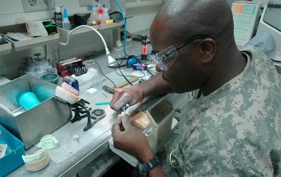 army dental technician