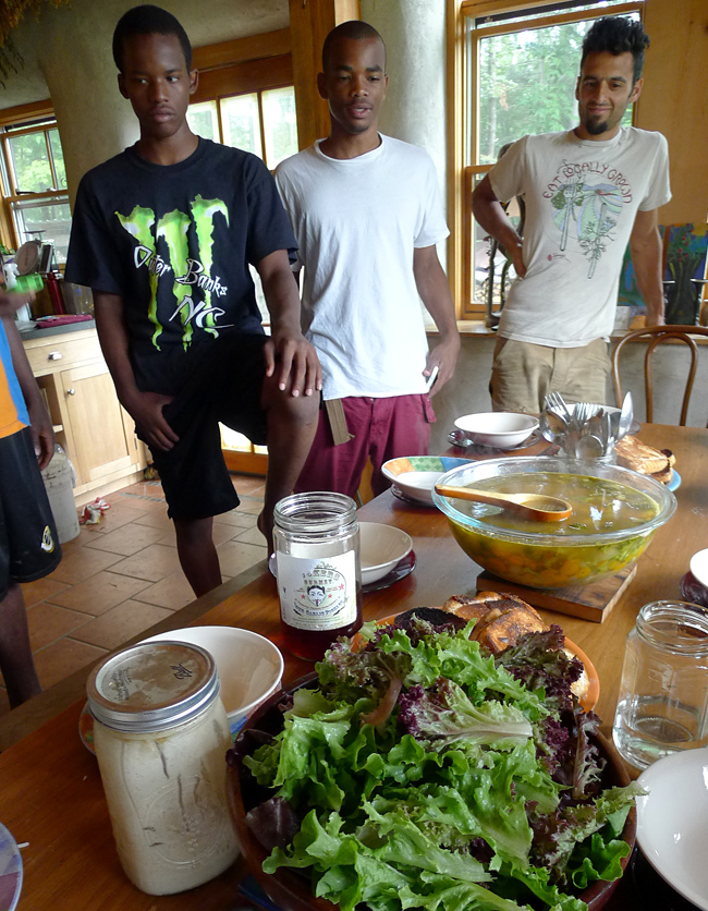 Radical Farmers Use Fresh Food to Fight Racial Injustice and the New Jim Crow