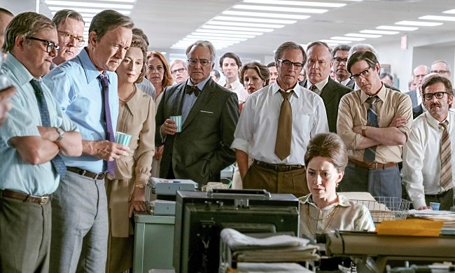 """Think of Spielberg's """"The Post"""" as Your Fake-News Palate Cleanser"""