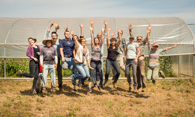 Local Food With a Big Twist: Oregon Super-Cooperative Takes Aim at the Corporate Food System