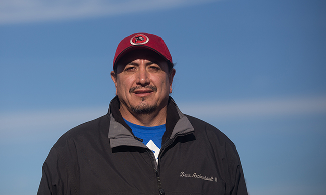 "Standing Rock Chairman Demands ""Leader to Leader"" Meeting With Trump"