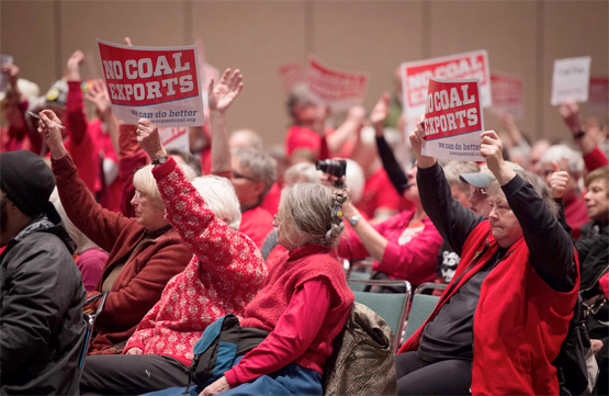 Will Trains Bring 48M Tons of Coal a Year Through Seattle? Not If the Locals Can Stop It