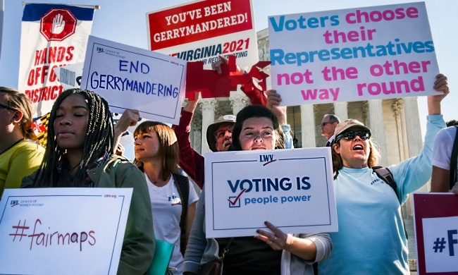 Inside the Move to End Gerrymandering