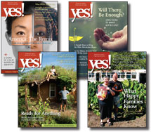 2010 yes magazine covers