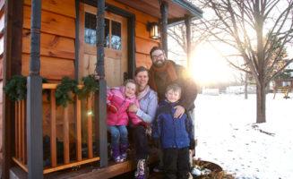 Kasl Family photo courtesy of Kim Kasl