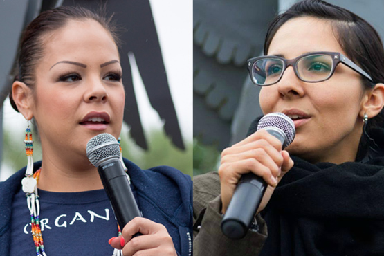 Meet the Ambassadors from Canada's Indigenous Fossil Fuel Resistance