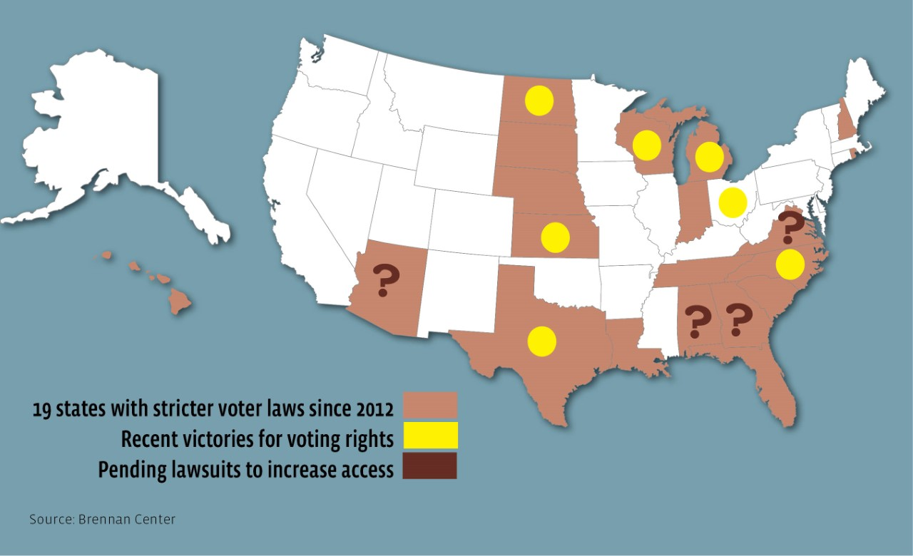 Voting Rights Victories Piling Up Yes Magazine