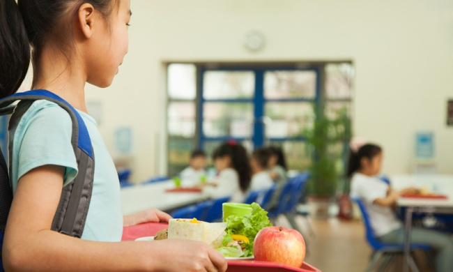 The School That Put Local, Healthy, and Homemade on the Lunch Menu