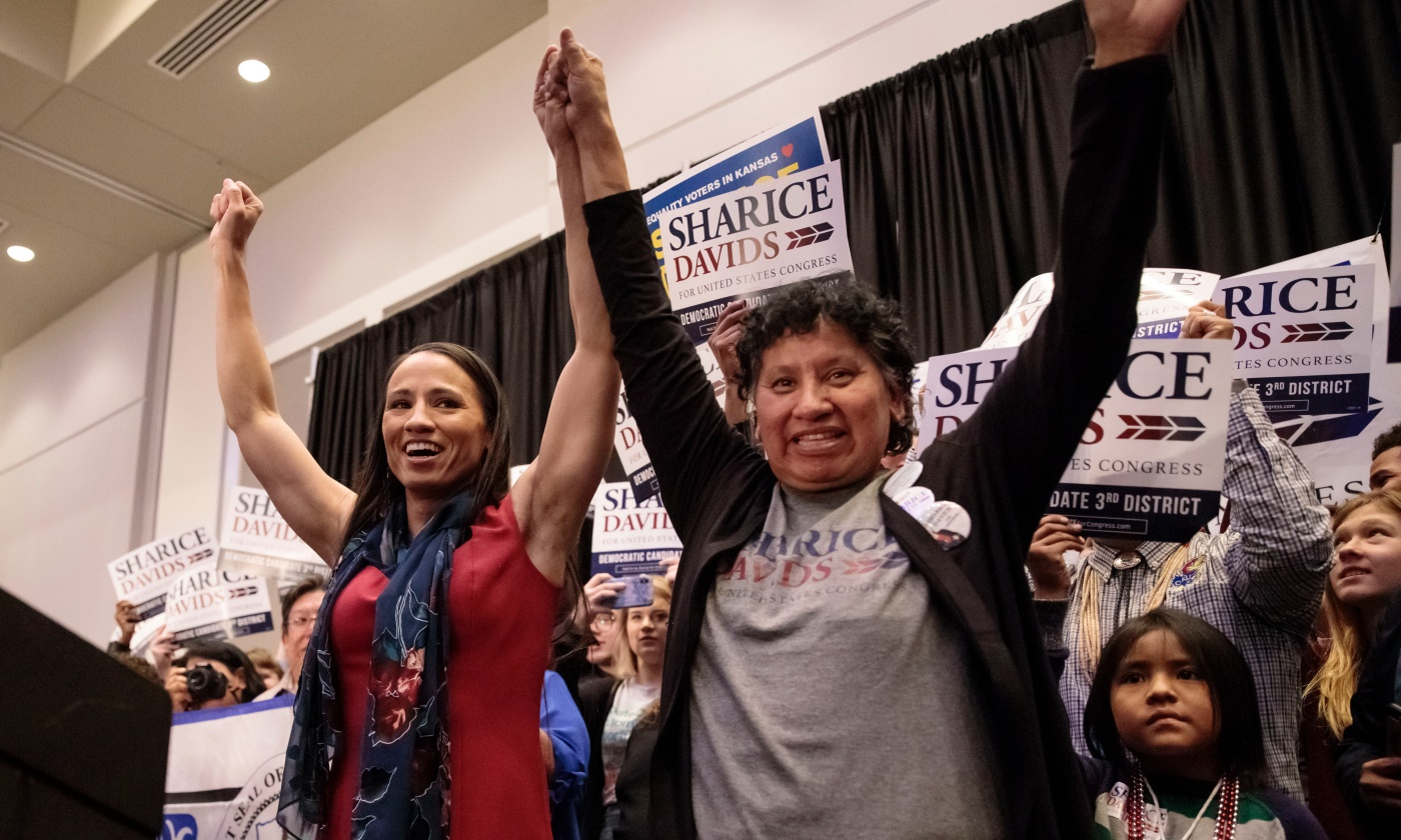 """We Are Still Here"": Native Americans Win a Voice in Government"
