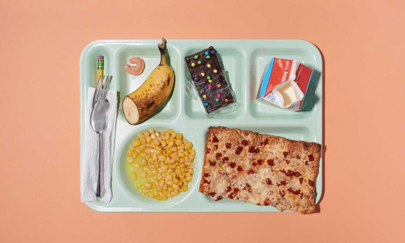 Debt Collectors Over Kids' School Lunch Bills? It's Real