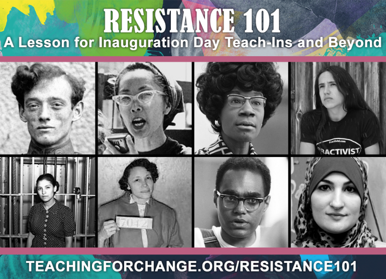 Resistance 101 primary